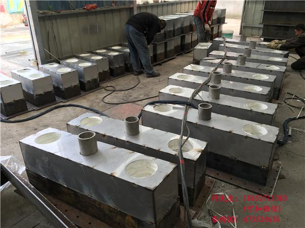 硅钢生产线用W型燃气辐射管保温盒