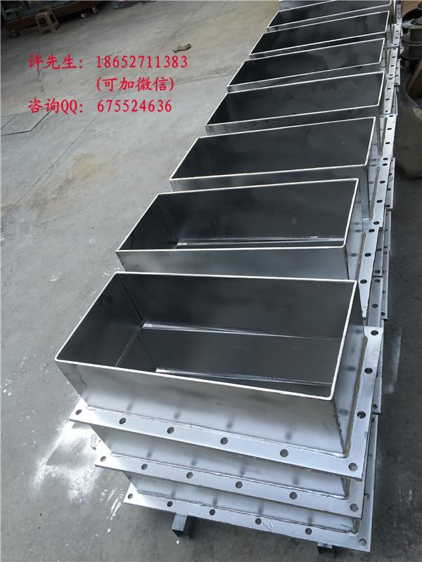 硅钢生产线用辐射管安装法兰