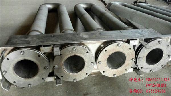 双U型辐射管燃气辐射管