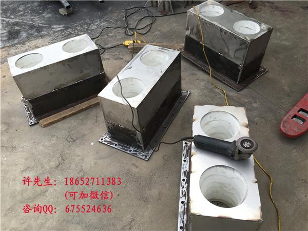 武钢硅钢线用辐射管保温盒